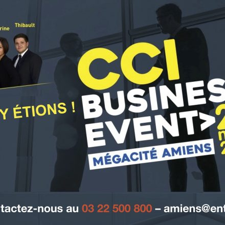 CCI BUSINESS EVENT – 28 MARS 2019