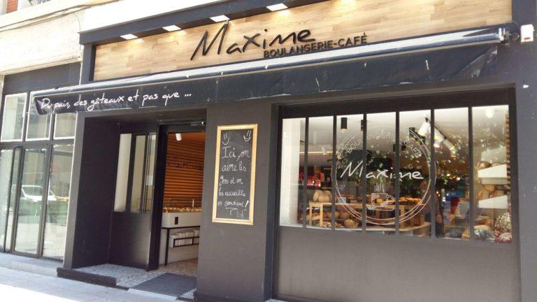 INSTALLATION DE MAXIME BOULANGERIE-CAFÉ