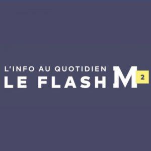 PARUTION LE FLASH M2